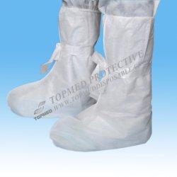 Устранимые Nonwoven голубые крышки ботинка или крышка добыч ботинка