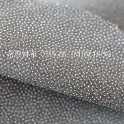 Nichtgewebte schmelzbare zwischenzeilig schreibende Pes/PA Beschichtung der Nylon-Polyester-thermischen Masseverbindung-mit guter Qualität und preiswertesten Preisen