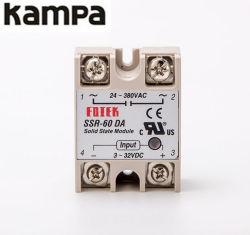 SSR Foteck-60DA DC à AC Variable de l'état solide relais électrique