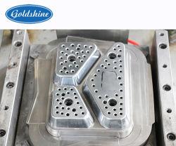 Форма контейнера для алюминиевой фольги с одной гнездом