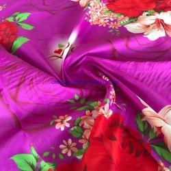 A Europa, América del Norte, América del Sur, Oriente Medio, etc. Imprimir coloridas telas, tejidos de poliéster, Cama textiles