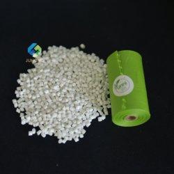 100% biodegradierbares Harz-durchbrennenfilm, Compositable Datei, Einkaufen-Beutel, Verpackungs-Film