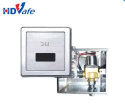 Инфракрасный датчик автоматической промывки выпускной электромагнитный клапан Urinal для туалета
