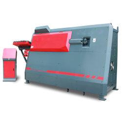 Fabrik-Großverkauf 10mm 12mm CNC-automatischer Steigbügel-Eisenrebar-Stahldraht-Bieger-verbiegende Ausschnitt-Maschine