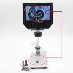 [إريكك] [إ1024032] [ديجتل] صناعيّة مجساميّة مجهر مع آلة تصوير شاشة إلكترونيّة [لكد] مجهر [سكليك] سجلّ [أوتومتيك شوتدوون]