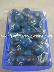 Las bolas de la lotería/Bolas de Bingo o lotería bolas