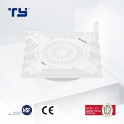 Drenagem de plástico de PVC-U as Conexões do Tubo do Tubo de resíduos de drenagem no piso lição ASTM Sam-UK Tianyan OEM