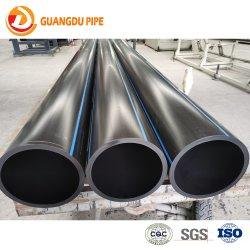 ISO Gekwalificeerd Plastiek 315mm Pijp HDPE/PE voor Watervoorziening/Vervoer van de Riolering/van de Olie