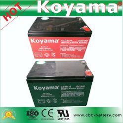 6-Dzm-12 batterie plomb-acide 12V 12Ah vélo électrique de l'électronique de la batterie Moto Vélo électrique batteries 48V