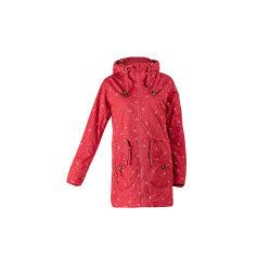 女性のばねのジッパーのHoodiesのウインドブレイカーの堀のジャケット