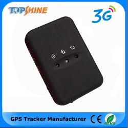 Mini 3G personnels GPS tracker Sos La communication bidirectionnelle