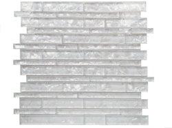 Premium glace blanche fleur Film, mosaïque de verre, mosaïque de matériel de décoration Gys-1130 Super produit abordable