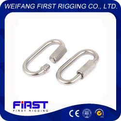 الجلفنة الكهربائية الربط السريع من الفولاذ المقاوم للصدأ AISI 304&316