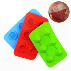 Custom cube de glace en silicone moule de la FDA
