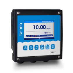T6010 Nouveau produit en ligne de l'ion de l'eau Transmitter-Color LCD affichage de tendance