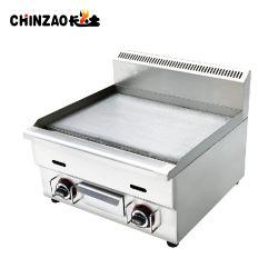 Todos los Flat S/S Table-Top Teppanyaki grill de gas sartén