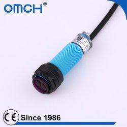 Omch ae3F M18 de la reflexión difusa / / reflexivo a través del interruptor del sensor fotoeléctrico de haz