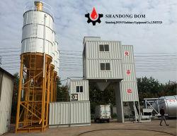 Большая емкость 100 м3/120м3бетона завода заслонки смешения воздушных потоков