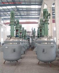 Réacteur chimique en acier inoxydable/réacteur bordée de verre cuve de mélange/navire avec de bons prix à partir de l'usine Tanglian