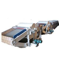 Используется одежды отходов текстильной перерабатывающая установка для вращается