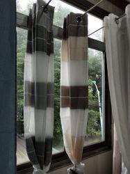 Ropa de terciopelo de color sólido Nordic Hotel Sala de conferencias de las cortinas cortinas de tela de cortina de la ventana