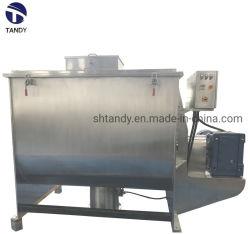 Alimentos para animais de estimação Parafuso Duplo / máquina de mistura de fita dupla liquidificador