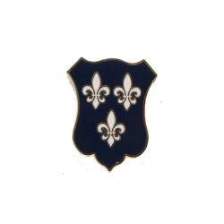 Bouton OEM promotionnel insignes Cheap Fashion Design personnalisé fer blanc ronds/carrés d'un insigne de la broche pour Cadeaux Souvenirs