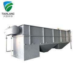 용존 공기 부양법 시Wage 처리 산업 지성 폐수 처리