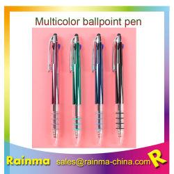 Penna UV di marchio di colore del bicromato di potassio tre con la parte superiore dello stilo