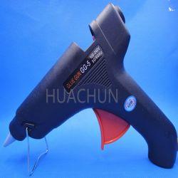 高い発電の黒のトリガーの熱い溶解の接着剤銃