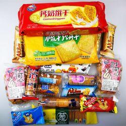 Galletas para bebés, poco de azúcar, comida china