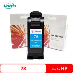 78 compatible HP C6578C6578d une cartouche d'encre couleur pour imprimante HP Deskjet 916C 920C 930C 932C 935C 940C 950C 952C 959C 960c