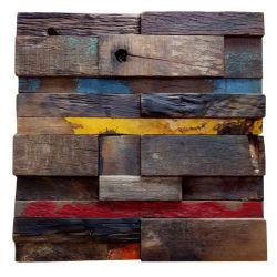Melhor qualidade de mosaico de madeira para parede (GY-P3688)