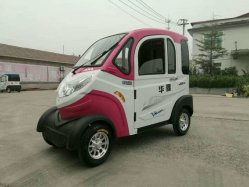 Huajiang электромобиля с приводом