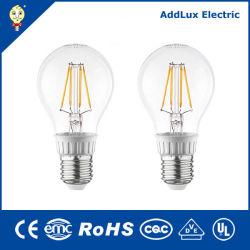 CE UL SASO 5W E12 E14 E27 ضوء أبيض دافئ لمبة ضوء فتيلة مصنوعة في الصين للمنازل والشركات الإضاءة الخارجية من أفضل مصنع للموزع