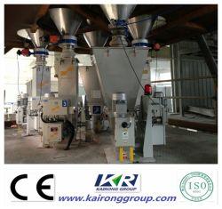 El sistema de pesaje de alta eficiencia Transportador ALIMENTADOR//extrusionadora de husillo doble Alimentador de la pérdida de peso