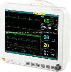 """15.1 """" LCD de Geduldige Monitor van de Multiparameter (POWEAM 2000E)"""