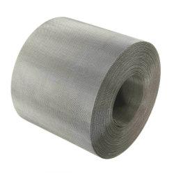 Malha de Arame de aço inoxidável para Tela de vidro de embalagem/Estrutura de filtragem