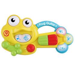 Musik-Spielzeug-elektrische Spielzeug-Gitarre für Baby (H0001262)