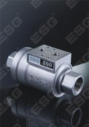 Mando neumático válvula inversora con rosca BSP
