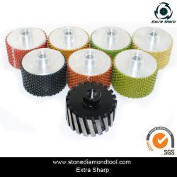 Алмазные шлифовальные барабана колеса, сегментированный нулевой терпимости колеса