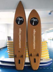 Gonfiabile levar in piedi in su il surf della scheda di pala