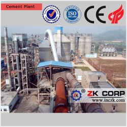 Mini 150tpd-300tpd a linha de produção da fábrica de cimento