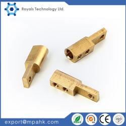 Hoher Grad-Kupfer-Klemmenleiste-Messingbatterie-Terminals