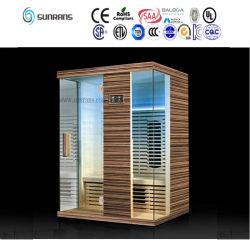 Heißer Verkaufs-Schlusse Gewicht-Schönheits-Sauna-weites Infrarot-Sauna (SF1I001)