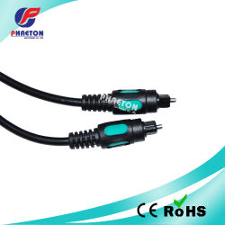 Doppelte Farbe Toslink optisches Kabel