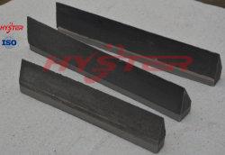 Laminado Manufacterur materiales resistentes al desgaste de los bordes de corte de caña de azúcar