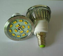GU10/E27/E14/LED MR16 de 7W 560-600Spot lm