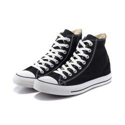 Chaussures en toile de haute qualité de gros de chaussures en toile imprimé personnalisé