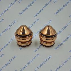 Ew220354 el electrodo y la boquilla (HPR260 HPR260XD soplete cortador de Plasma de corte consumibles)
